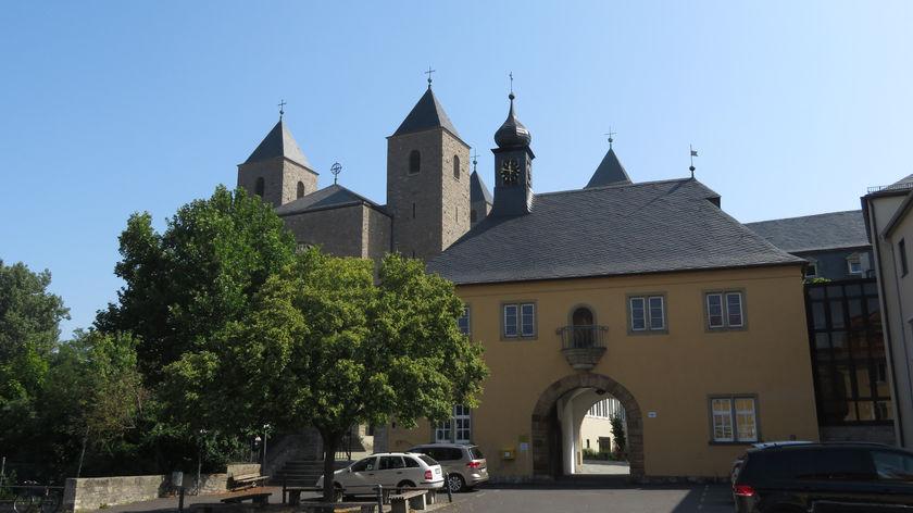 Gebetszeiten Marburg